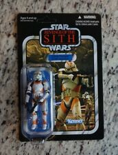 Clone Trooper 212th Battalion STAR WARS Vintage Collection VC38 MOC