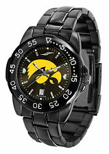 Iowa Hawkeyes Watch Fantom Gunmetal Anochrome Ladies or Mens