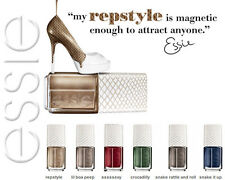 ESSIE SNAKESKIN MAGNETICS COLLECTION NAIL LACQUER POLISH *YOUR CHOICE* FREE SHIP