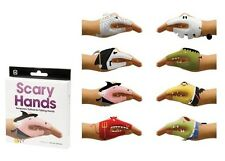 Scary Hands - Temporary Hand Tattoos - Talking Hands