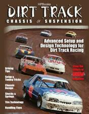 DIRT TRACK CHASSIS AND SUSPENSION - NEW PAPERBACK BOOK