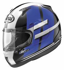Arai Adult Blue/Black/White RX-Q Conflict Full Face Motorcycle Helmet