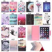 Magnetic Pu Leather Smart Cover Case Stand For Apple iPad 4 3 2 Air 2 mini 4 Pro