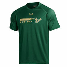 Under Armour South Florida Bulls Hunter Green 2016 On-Field Tech T-Shirt