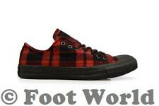 Unisex Converse Chuck Taylor CT Ox Chili - 1508080C - Black Red Trainers