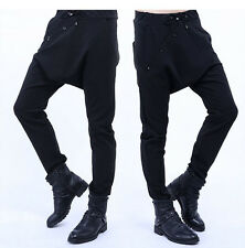 New individuality Casual men's Clothing movement Shitsuke pants haroun pants