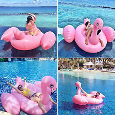 Inflatable Float Unicorn Swim Pool Float Raft Lounge Floatie Kids Adults Toy M/L