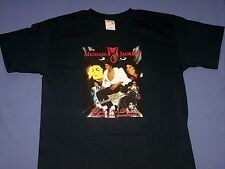 New Michael Jackson Rest In Peace Navy Blue T-Shirt Youth Large Youth X-Large
