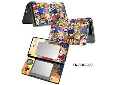 Pokemon Vinyl Skin Sticker Decal Cover for Nintendo 3DS  *8 Designs / Pikachu