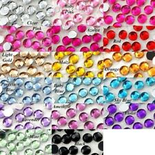 2.5mm Rhinestone Flat Back Gem for Scrapbooking/Nail Art