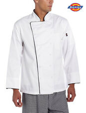 Dickies Chef Bruno Executive Chef Coat / Chef Jacket DC103 Chef Uniforms