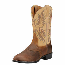 Ariat Mens Heritage Stockman Western Cowboy Boot