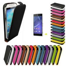 Original Avcibase Flip Case Cover for Sony Xperia Z2 Faux Leather Cover NEW
