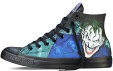 Converse DC COMICS The Joker Chuck Taylor Batman Suicide Squad All Star Sneakers
