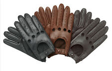 Southcombe Cooper Unlined Leather Driving Gloves for Men - Stylish Quality Gift