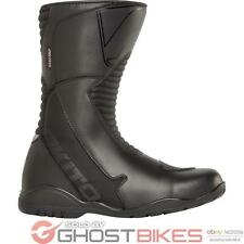 Akito Pathfinder Motorcycle Boots Bike Touring Waterproof Breathable All Sizes