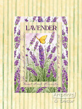Lavender by Vicky Howard (Art Print)