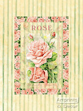Rose by Vicky Howard - Art Print