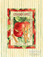 Cinnamon Apple by Vicky Howard (Art Print)