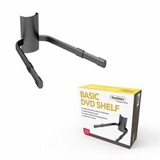 NEW Floating Wall Mount Shelf Bracket 25KG for DVD, Sky,AV,PS3,XBOX FREE P&P