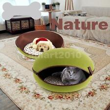 Detachable Soft Warm Pet House Bed Kennel for Small-Medium Dog Cat 3 Colors Pick