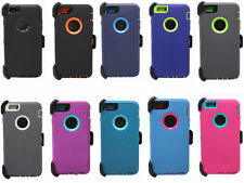 New Defender Heavy Duty Case with Clip for Iphone 6 Plus / 6S Plus