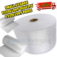 BUBBLE WRAP SMALL & LARGE + Moving House Removal Packing Bubble + 24HR DELIVERY