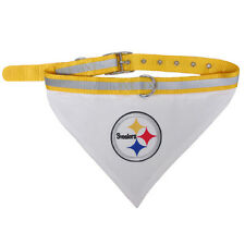Pittsburgh Steelers Bandana Dog Collar Officially Licensed NFL Products