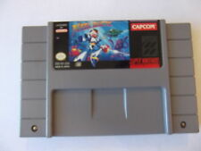 Mega Man X10 MegaMan Super Nintendo SNES Video Game Cartridge