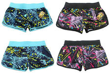 Awesome ROXY Womens Bermudas Shorts Quick Dry Surf Board Shorts Beach Shorts NWT