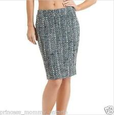 GUESS by Marciano  Kamilla Pencil Skirt Boucle Size 6 S Small