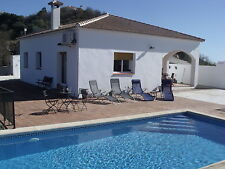 Great Villa in Spain private pool WiFi a/con stunning family value sleeps 8