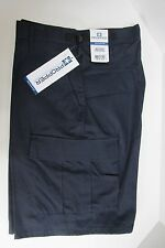 New Propper BDU Shorts Military Tactical Cargo Cotton RipStop Dark Navy Med Lg