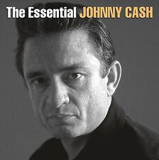 Johnny Cash - The Essential (Best Of) - 2 x Vinyl LP *NEW & SEALED*