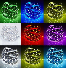 NEW 5M 16.4ft 5050 SMD RGB Non-Waterproof Flexible Light Led Strip 300leds Lamp