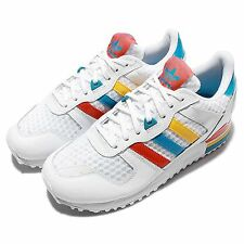 adidas Originals ZX 700 W White Red Blue Yellow Womens Casual Shoes BA9314