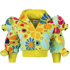 adidas Originals obyo Jeremy Scott Ladies Bear Hoody Designer Jacket W62894 new