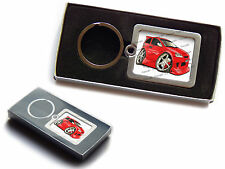VAUXHALL CORSA SRi Front Official Koolart Premium Metal Keyring With Gift Box