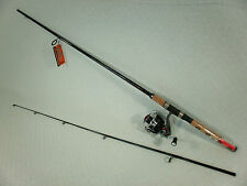 "DAIWA 7'0"" M SPINNING ROD WITH QUANTUM FIRE 40 SPINNING REEL COMBO"