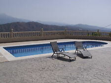 Amazing Villa in Spain, Stunning Views, Pool, Wi-fi, Sleeps 4, Wonderful views