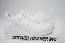 (315122-111) MEN'S NIKE AIR FORCE 1 LOW '07 WHITE/WHITE