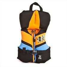 Liquid Force NEMESIS CGA Watersports Infant up to 30lb Buoyancy Jacket. 35173