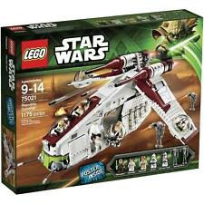 LEGO Star Wars 75021 Republic Gunship NEW Factory Sealed Retired