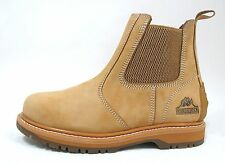 Steel Cap Boots,Safety Work Boots, Mens Steel Toe Shoes - GR20