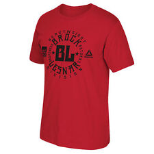 Reebok Brock Lesnar Red UFC 200 Greatness T-Shirt