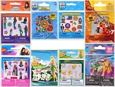 Bitty Bits Stickers Confetti Thomas Tinkerbell iCarly Wizards of Wave Hannah