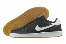 Nike SON OF FORCE Mens Black White Sneakers Shoes