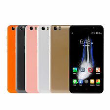 "5.5"" IPS Dual Core Android Unlocked Mobile Phone Smartphone Plus MTK6572 4GB GPS"