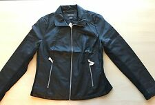 New Ladies Kenneth Cole Reaction Faux Leather Jacket