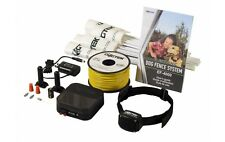 DogTek EF-4000 Electronic Dog Fence System for 1 to 4 dogs with 500 feet of wire